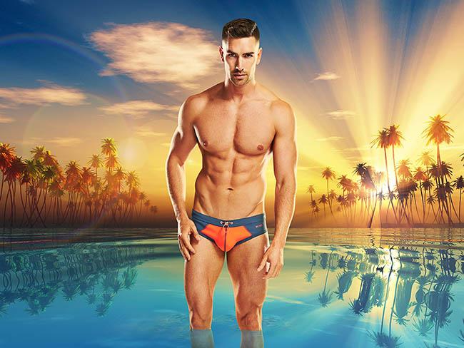 swimwear and sport campaign